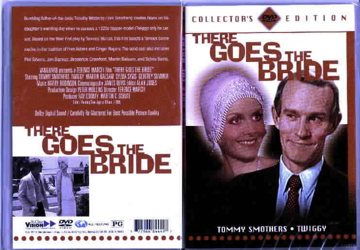 there goes the bride DVD movie
