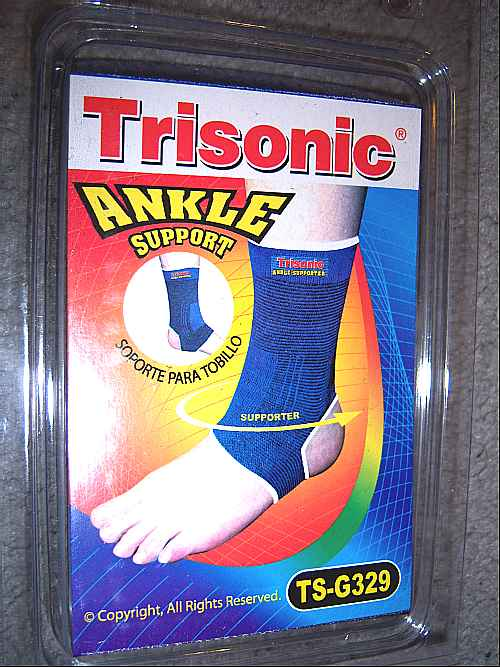 Ankle Support Gear