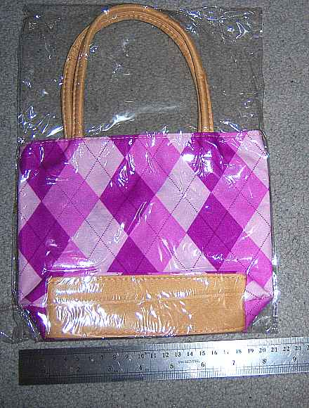 Lady's fashion hang bags