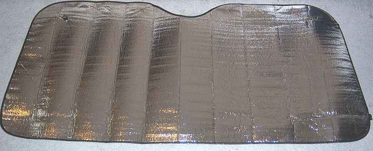 Sun Shade Screen for Cars and Trucks