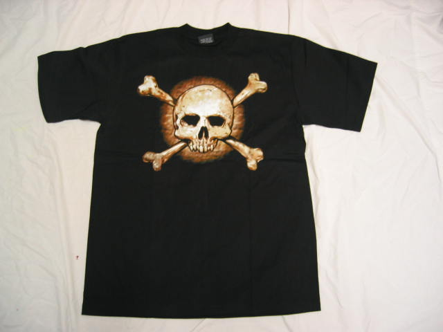 Cypress Hill- Skull and Bones-XL T-shirt
