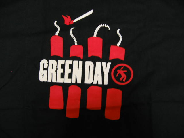 Greenday-XL T-shirt