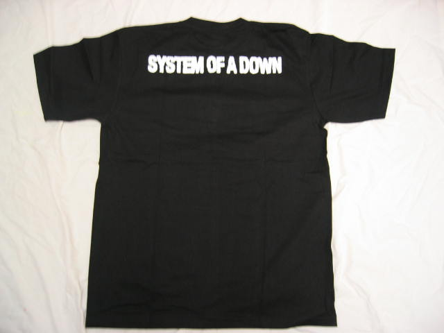 System of A Down - SOAD -Toxic City -XL T-shirt