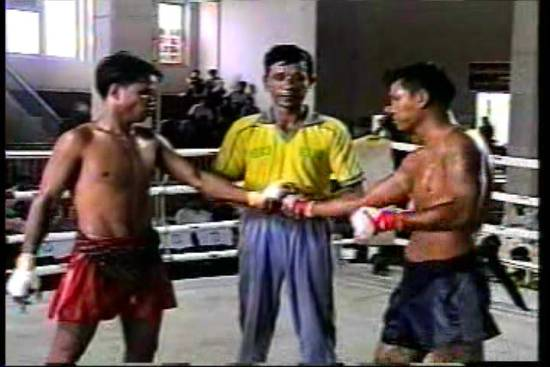 MTB 2: Saw Thair Myo Vs. Kyare Ta Pwint MMA fight