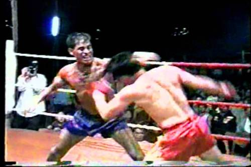 MTB 3 DVD: Win Nine Tun vs. Saw Wan Chine Myanmar Traditional Boxing Champion